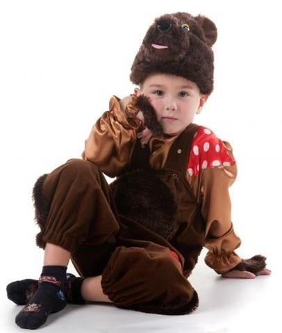 Костюм Медведя Миша 2