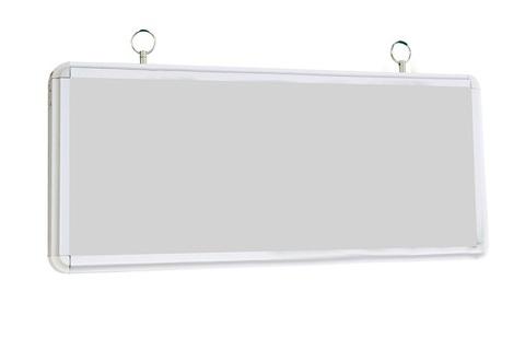 Светильник аварийный эвакуационный светодиодный ССА1-02, 1,5 ч., одностор., без наклейки TDM