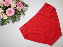 2404-7 трусы женские, красные