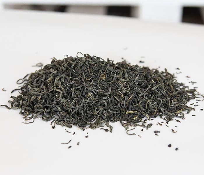 TEA-CH105 Зеленый китайский чай «Облачный Туман» ( Юнь У, 50 гр) фото 02