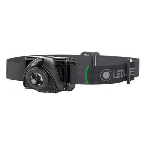 Фонарь налобный Led Lenser (501503) MH2 черный светодиод 100lx AAAx3