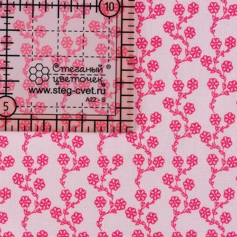 Ткань для пэчворка, хлопок 100% (арт. X0614)