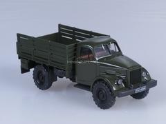 GAZ-63A dark green 1:43 Nash Avtoprom
