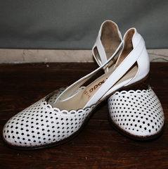 Летняя обувь Evromoda 101-6 White.