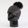 Картинка шапка Eisbar chantal fur crystal 007