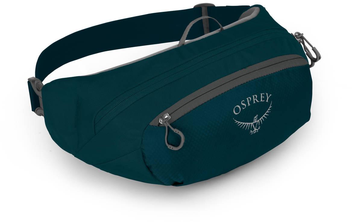 Аксессуары Сумка поясная Osprey Daylite Waist Petrol Blue Daylite_Waist_F19_Side_Petrol_Blue_web.jpg