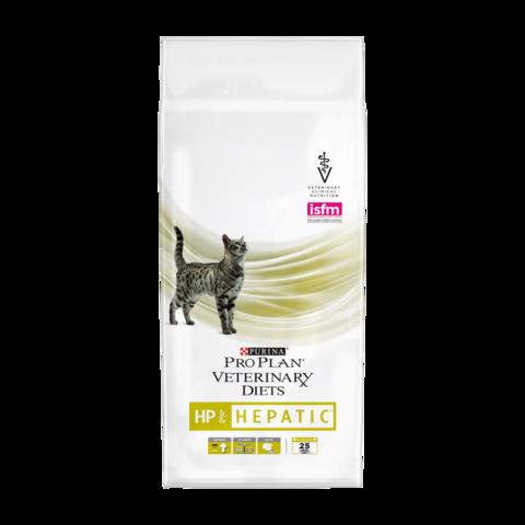 Purina Pro Plan Veterinary diets HP Hepatic Сухой корм для кошек при хронической печеночной недостаточности