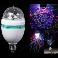 Диско-лампа светодиодная E27