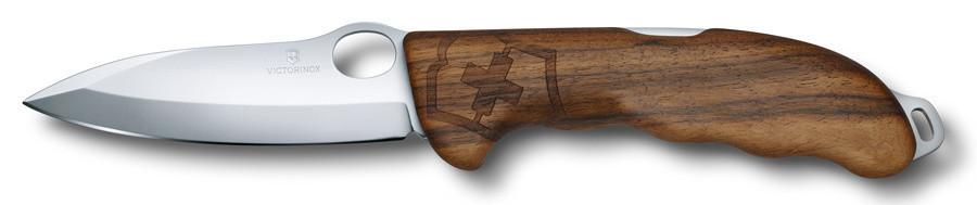 Складной швейцарский нож Victorinox Hunter Pro M Wood, деревянная рукоять (0.9411.M63) - Wenger-Victorinox.Ru