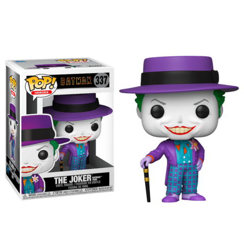 The Joker (Batman 1989) Funko Pop! || Джокер