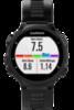 Часы с GPS Garmin Forerunner 735XT черно-серые