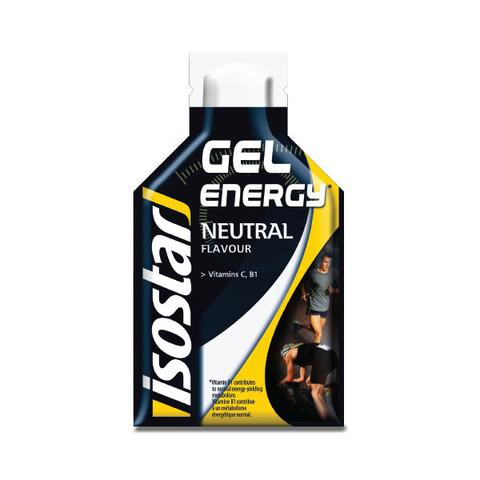 Энергетический гель Isostar Gel Energy нейтральным вкусом 35 г