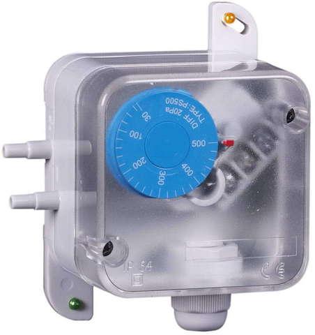 Реле давления дифференциальное SHUFT PS-500-L