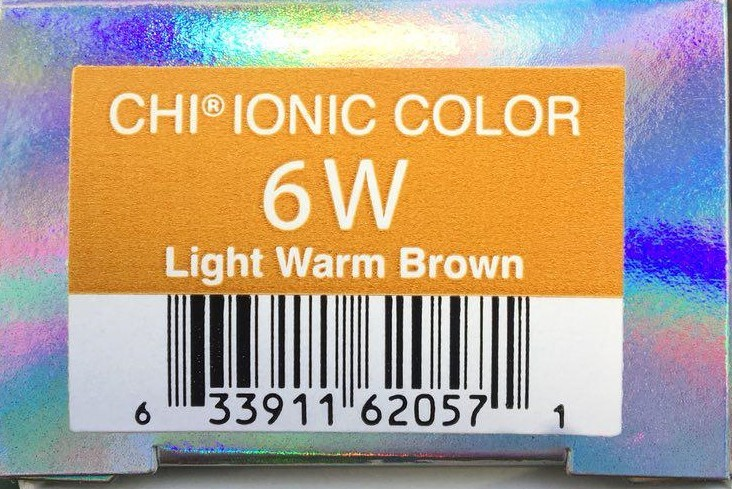 Крем-краска CHI Ионик 6 W 85 гр