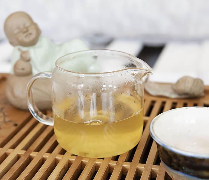 TEA-CH105 Зеленый китайский чай «Облачный Туман» ( Юнь У, 50 гр) фото 10
