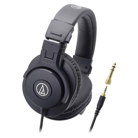 Audio-Technica ATH-M30X - профессиональные наушники
