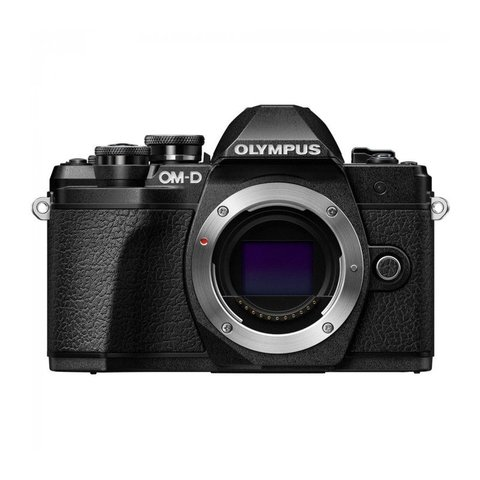 Olympus OM-D E-M10 Mark III Body black