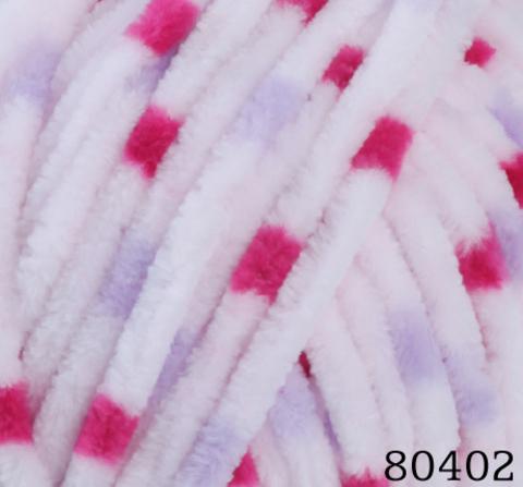 Купить Пряжа Himalaya Dolphin Baby colors Код цвета 80402 | Интернет-магазин пряжи «Пряха»