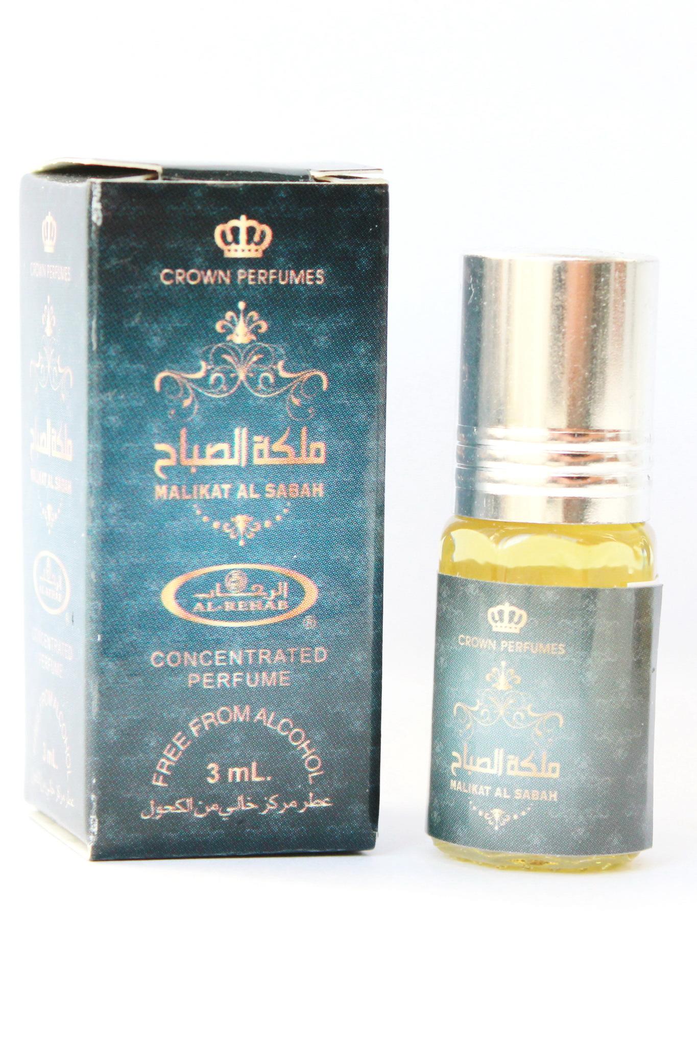 Malikat al Sabah Маликат аль Сабах 3 мл арабские масляные духи от Аль Рехаб Al Rehab