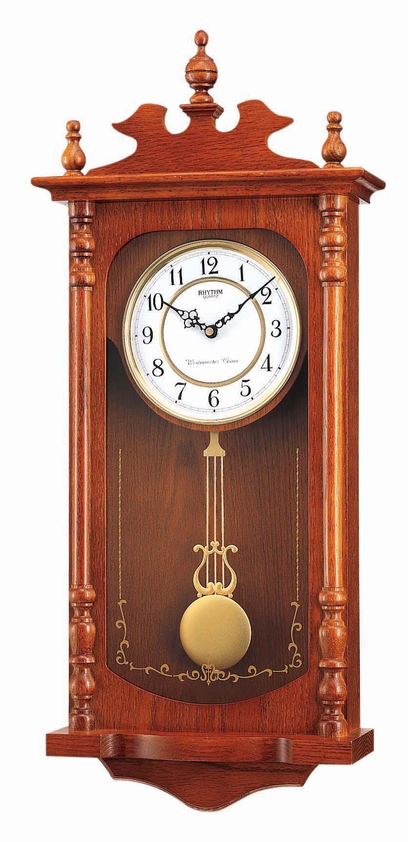 Настенные часы Rhythm CMJ302ER06