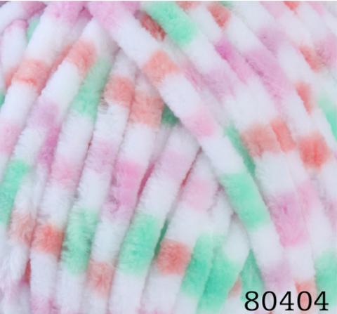 Купить Пряжа Himalaya Dolphin Baby colors Код цвета 80404 | Интернет-магазин пряжи «Пряха»