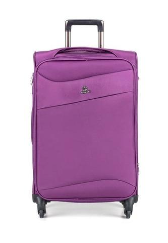 Чемодан 4Roads 6152 (20) пурпурный ручная кладь (S)