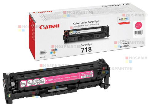 Cartridge 718M / 2660B002[AA]