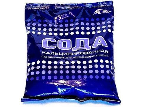 Aquasun Viksan Сода кальцинированная с добавлением метасиликата( пакет) 500 г