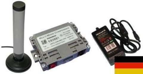 Novero Multimode-Compenser GSM/3G/UMTS (900/1800/2000) бустер с блоком питания 220В с всенаправленной антенной
