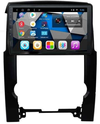 Головное устройство Kia Sorento 2009-2012  Android 9.0 2/16 IPS модель CB3076T3