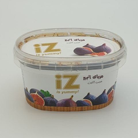 Варенье из инжира FOODEX, 220 гр