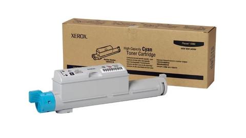 Картридж Xerox 106R01218 голубой