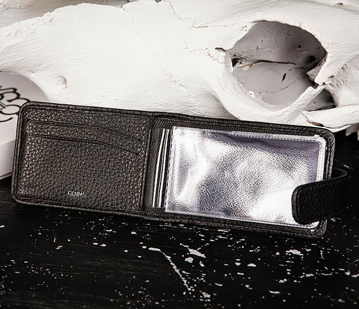 BC220-4 Кожаная визитница для карточек из кожи «Onyx» фото 05