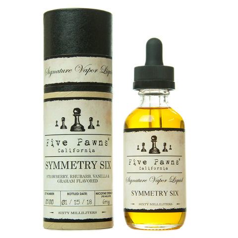 Five Pawns Five Pawns: Original. Жидкость Symmetry Six