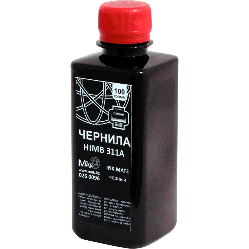 INK MATE HIMB-311A, 100г, черный