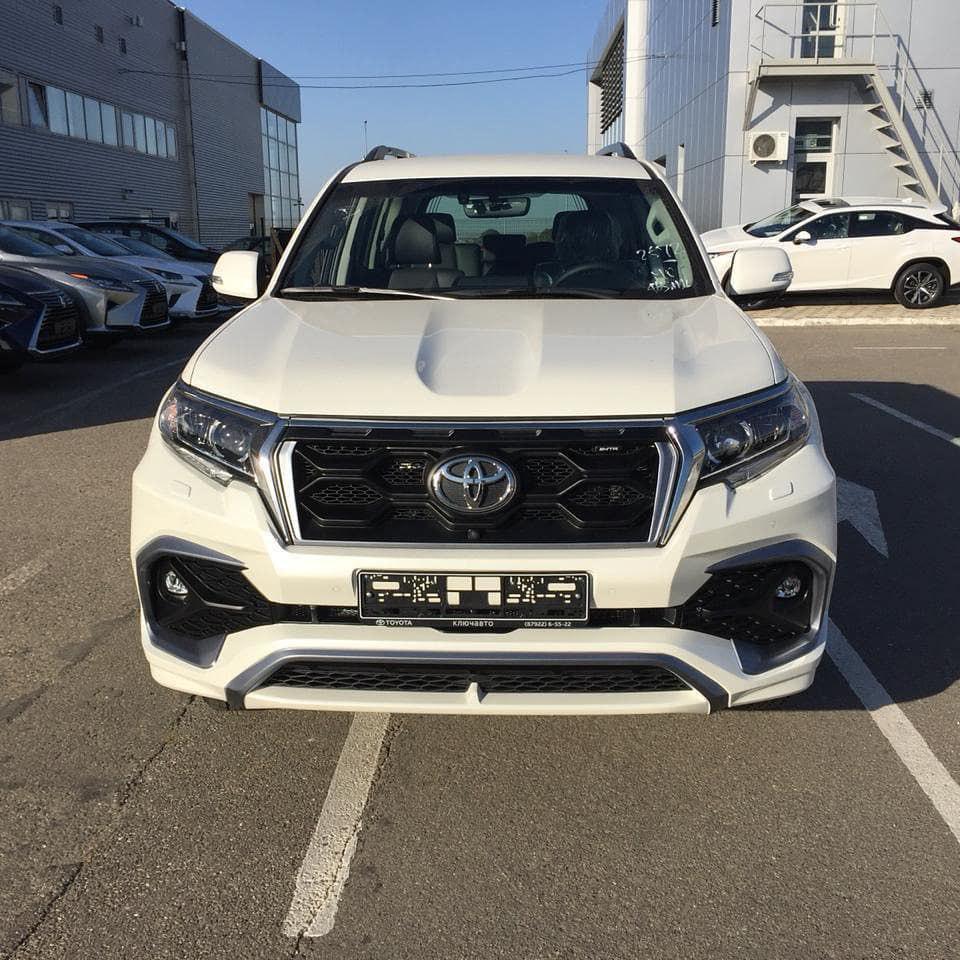 Обвес MTR Design для Toyota Prado 150 NEW