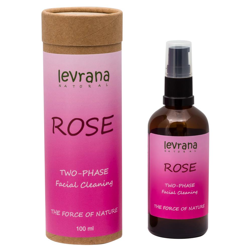 Двухфазное средство для снятия макияжа Роза