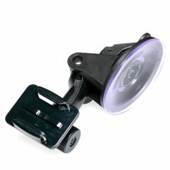 Автомобильный держатель на присоске c площадкой-креплением для GoPro Hero 3/2/1 ( Fujimi GoPro GP SCMHS7)