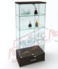 ВК-700-Н  Витрина стеклянная с накопителем