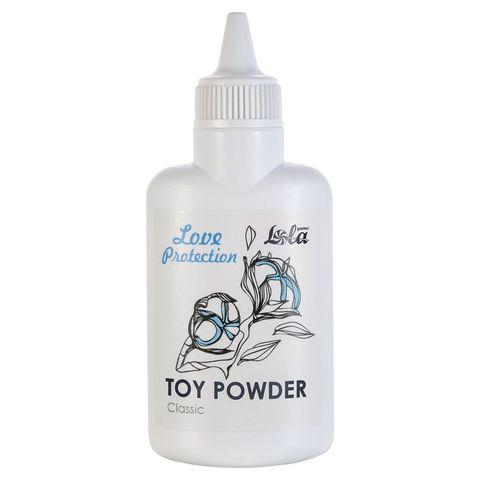 Пудра для игрушек Love Protection Classic - 30 гр.
