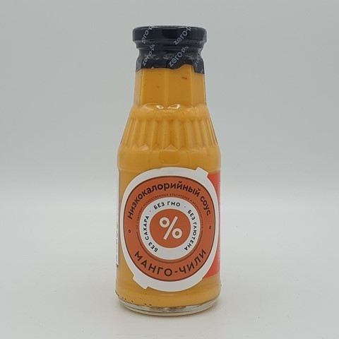 Соус Низкокалорийный Манго-Чили Mr.DjemiusZERO, 330 гр