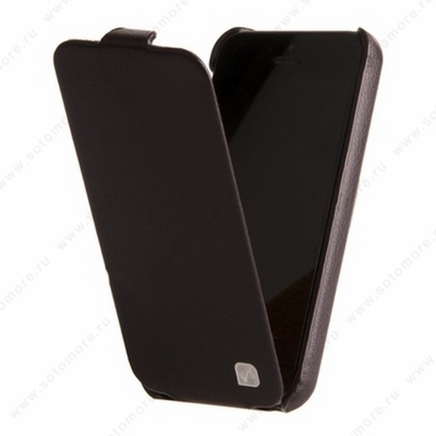 Чехол-флип HOCO для iPhone SE/ 5s/ 5C/ 5 - HOCO Duke Leather Case Coffee