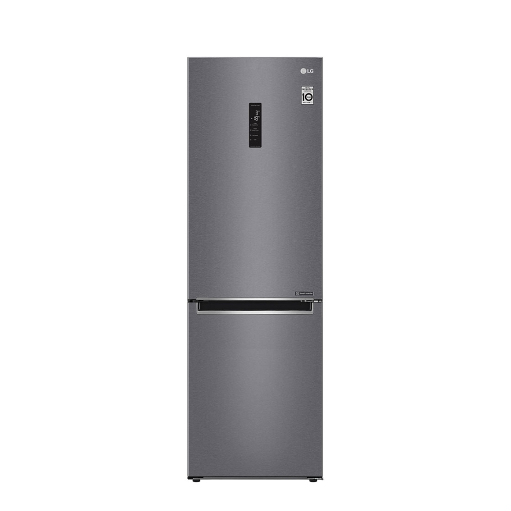 Холодильник LG с технологией DoorCooling+ GA-B459MLSL фото