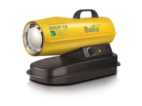 Дизельная тепловая пушка Ballu BHDP-10 | Прямой нагрев