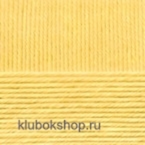 Пряжа Конкурентная 53 Светло-желтый (Пехорка) - купить в интернет-магазине недорого klubokshop.ru