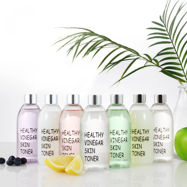 Тонер для лица REALSKIN Healthy vinegar skin toner Lemon