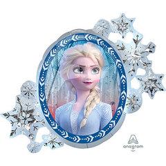 Фольгированный шар Холодное сердце зеркало