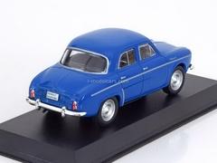 Renault Dauphine blue 1:43 DeAgostini Masini de legenda #70