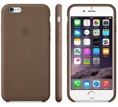 Чехол для для iPhone 6/6S Apple Leather Case