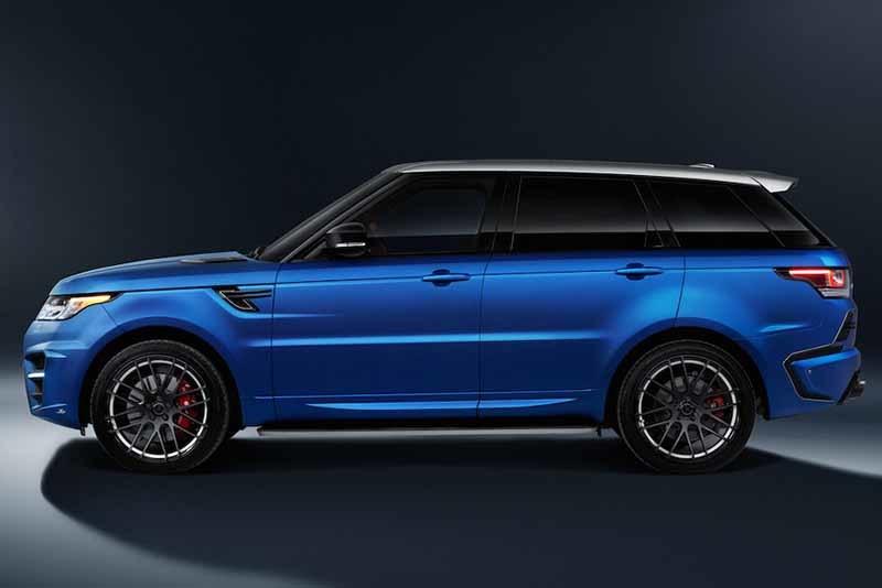 Обвес Larte Design Winner для Range Rover Sport